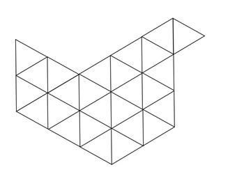 Pattern Blocks Fill-In Game