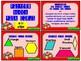 Pattern Blocks, G.1.1 and STEM task cards