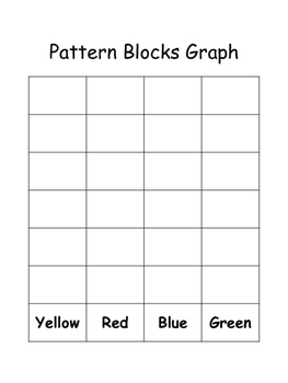 Pattern Blocks Graph