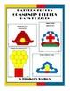 Pattern Blocks Kindergarten Bundle