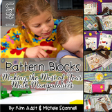 Pattern Blocks Math Activities - by Kim Adsit and Michele Scannell