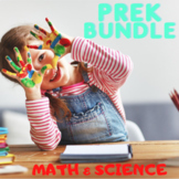 Pattern Blocks Pre-K BUNDLE