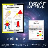 First Grade Math & Space Puzzles