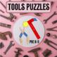 Pattern Blocks Tools Puzzles