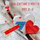 Pattern Blocks Valentine's Puzzles