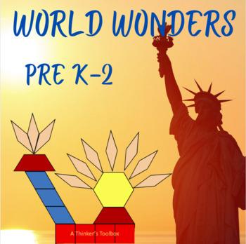 Pattern Blocks World Wonders Puzzles