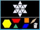 Pattern Blocks for SMARTboard - Pack#1