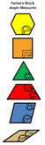 Pattern Blocks with Angle Measures