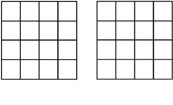 Pattern Building Sheet