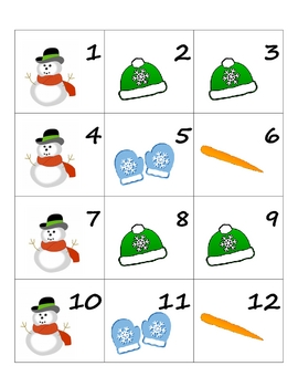 Pattern Calendar Pieces for the Entire Year
