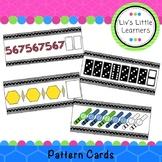 Patterning Cards (copy, continue, create, describe)