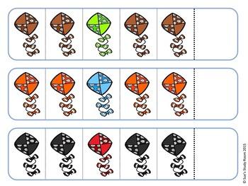Pattern Cards: Kites