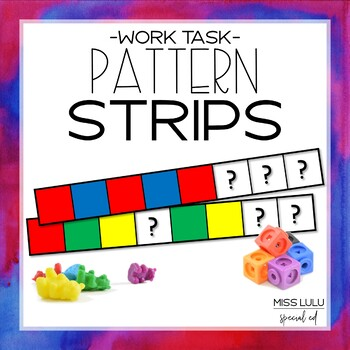 Pattern Strips FREEBIE