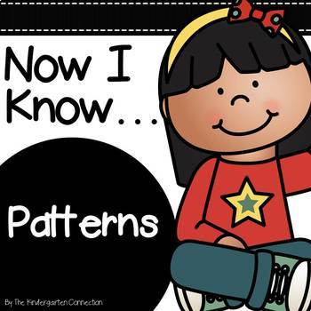 Pattern Centers and Activities for Pre-K and Kindergarten