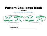 Pattern Challenge Book: Level 1