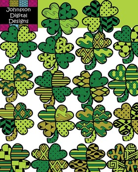 Pattern Clovers