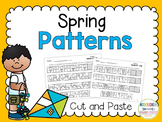 Spring Pattern Activities and Printables