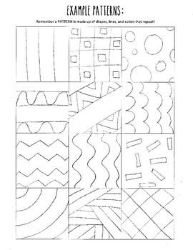 Pattern Example Handouts