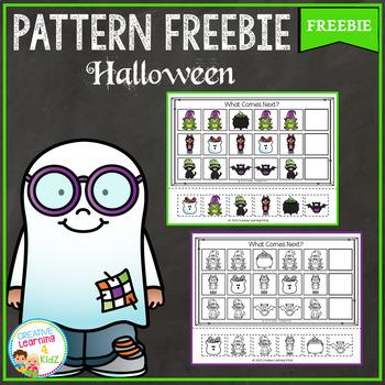 Pattern FREEBIE Halloween