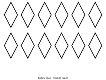 Pattern Feathers Turkey