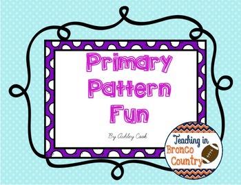 Pattern Fun!