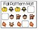 Pattern Game - Fall Theme
