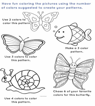 Pattern Ideas K - Y3