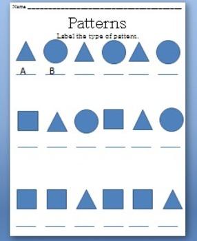 Pattern Identification