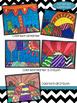 Pattern Landscape Art Lesson
