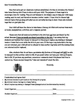 Pattern Literacy Kit Idea