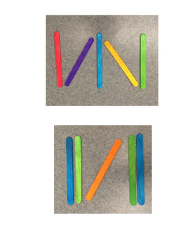 Pattern Making - Task Box or Independent Activity
