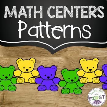 Pattern Math Center Activities