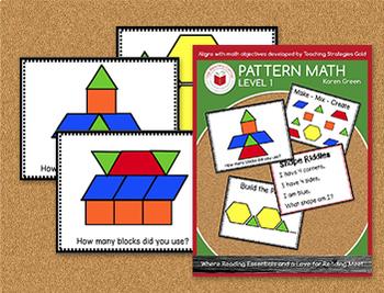Level 1 Pattern Math