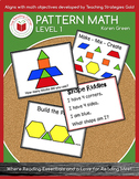 Level 1 Pattern Math