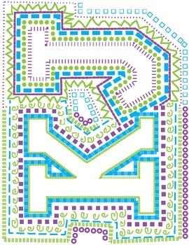 Pattern Initials