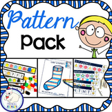 Patterning - Activities, Centers and Worksheets