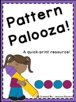Pattern Palooza!