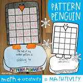 Pattern Penguin - A Fun Craft Activity for Number Patterns