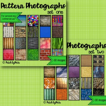 Pattern Photo Backgrounds Bundle