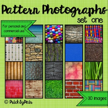 Pattern Photo Backgrounds Set 1