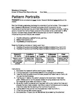 Pattern Portraits
