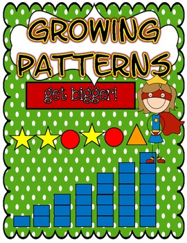 Pattern Power! Repeating and Growing Patterns