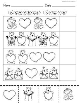 Pattern Power: Valentine's Day Edition FREEBIE!