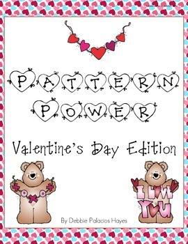 Pattern Power: Valentine's Day Edition FREEBIE!