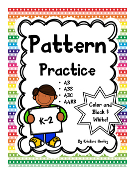 Pattern Practice-Math Centers