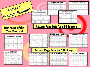 Pattern Practice Bundle!