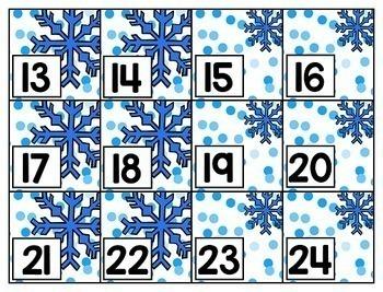 Pattern Practice Calendar Kit {Editable}