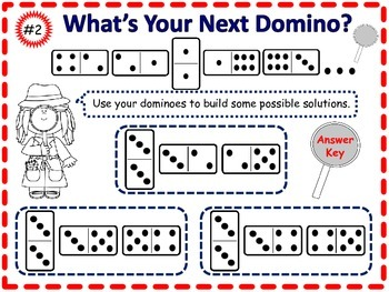 Pattern Puzzles Using Dominoes Increases Number Sense