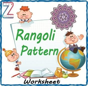 Pattern , Rangoli Pattern , Sequence