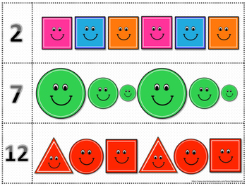 Pattern Sort Activity  - {AB, ABC, ABB & AAB Patterns}